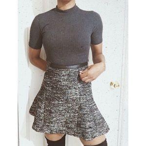 Classy Tweed Skirt